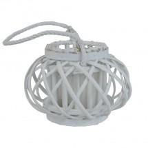Lampáš LN02 (17 cm, biela)