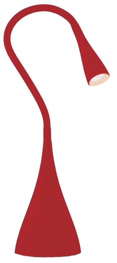 Lampičky Emos Z7553 stolná lampa LED DEL-1211 červená