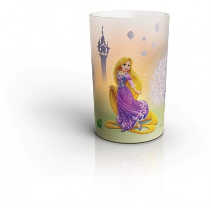 Lampičky LED lampa Disney Ariel ROZBALENÉ