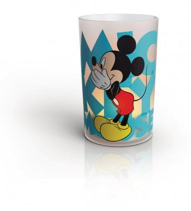 Lampičky LED lampa Disney Mickey Mouse ROZBALENÉ