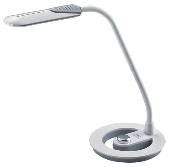 Lampičky Solight WO38-W LED lampička 6W 4100K stmievateľná bielošedá