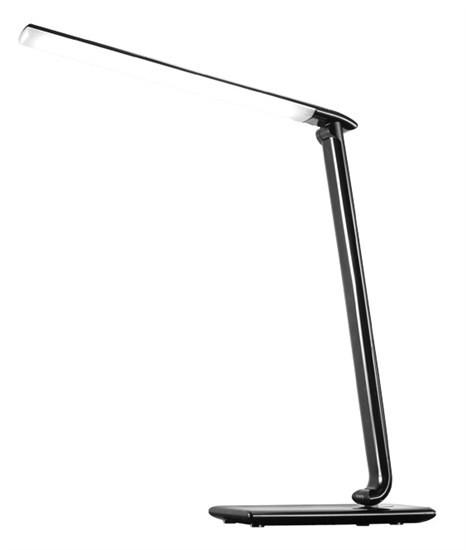 Lampičky Stolná lampička Solight WO37-B, čierna