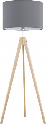 Lampy Lampa Dove (sivá, 140 cm)