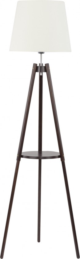 Lampy Lampa Lorenzo (hnedá, 148 cm)