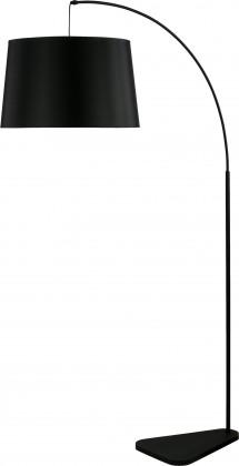 Lampy Lampa Maja new (čierna, 179 cm)