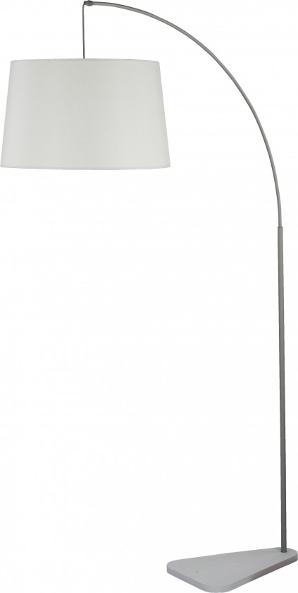 Lampy Lampa Maja new (sivá, 179 cm)