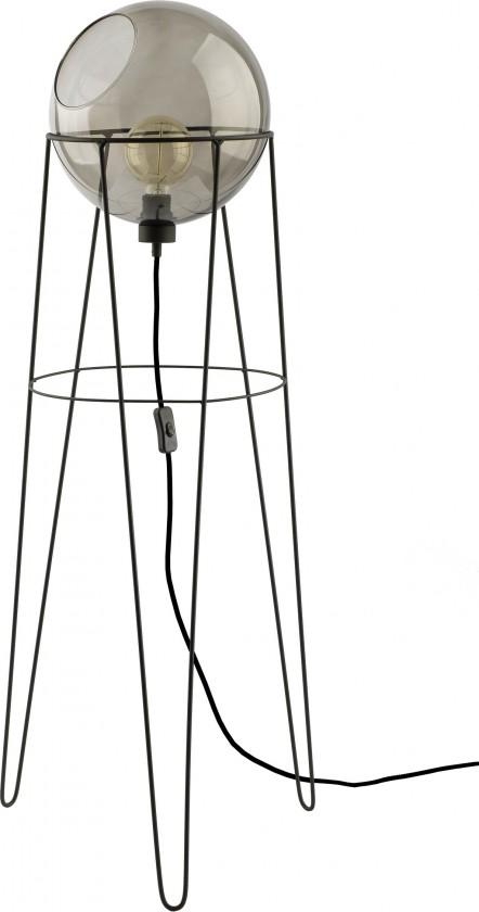 Lampy Lampa Pobo (čierna, 110 cm)