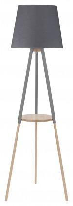 Lampy Lampa Vaio grey (sivá, 148 cm)