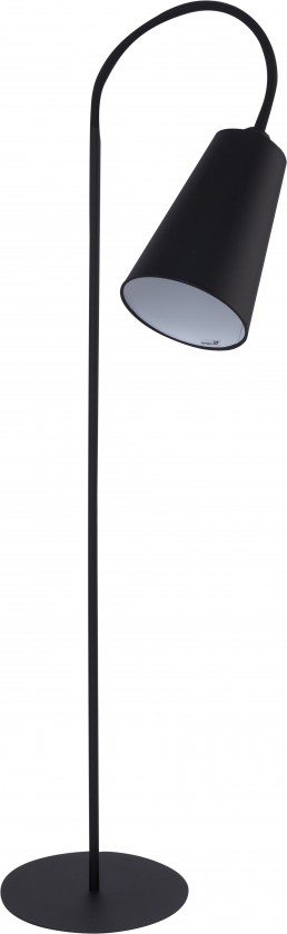 Lampy Lampa Wire black (čierna, 145 cm)