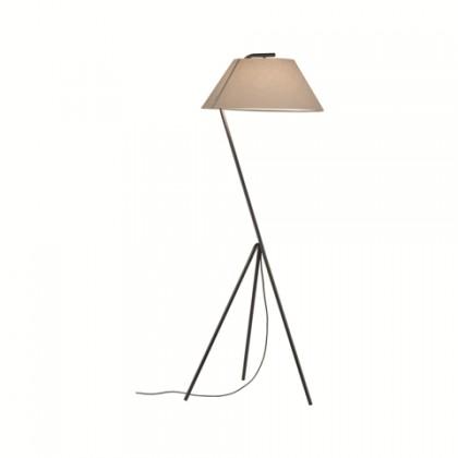 Lampy Stojaca lampa Nolan, 3-nôžka, pätica E27