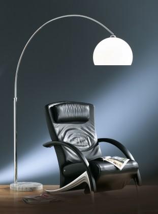 Lampy Stojaca lampa Sample, nastaviteľná výška 180-210 cm