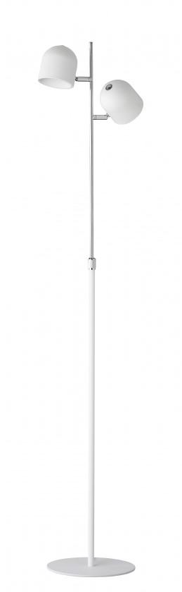 Lampy Stojaca lampa Sample, výška 100-150 cm, 2x LED 4,5W