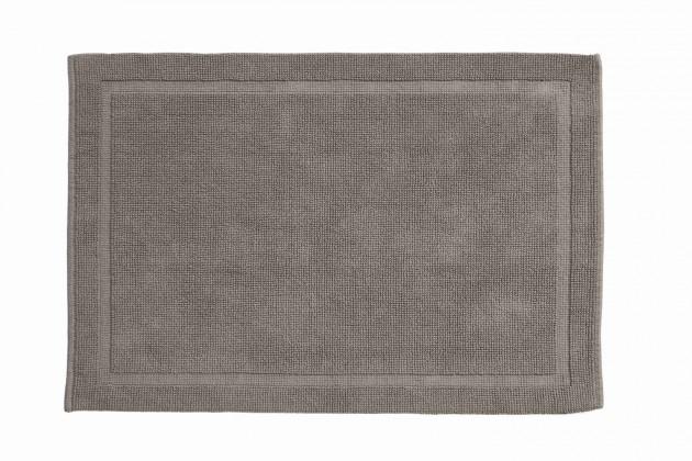 Lao - Kúpeľňová predložka 60x90 cm (šedobéžová)