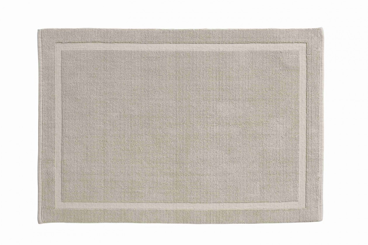 Lao - Kúpeľňová predložka 70x115 cm (piesková)