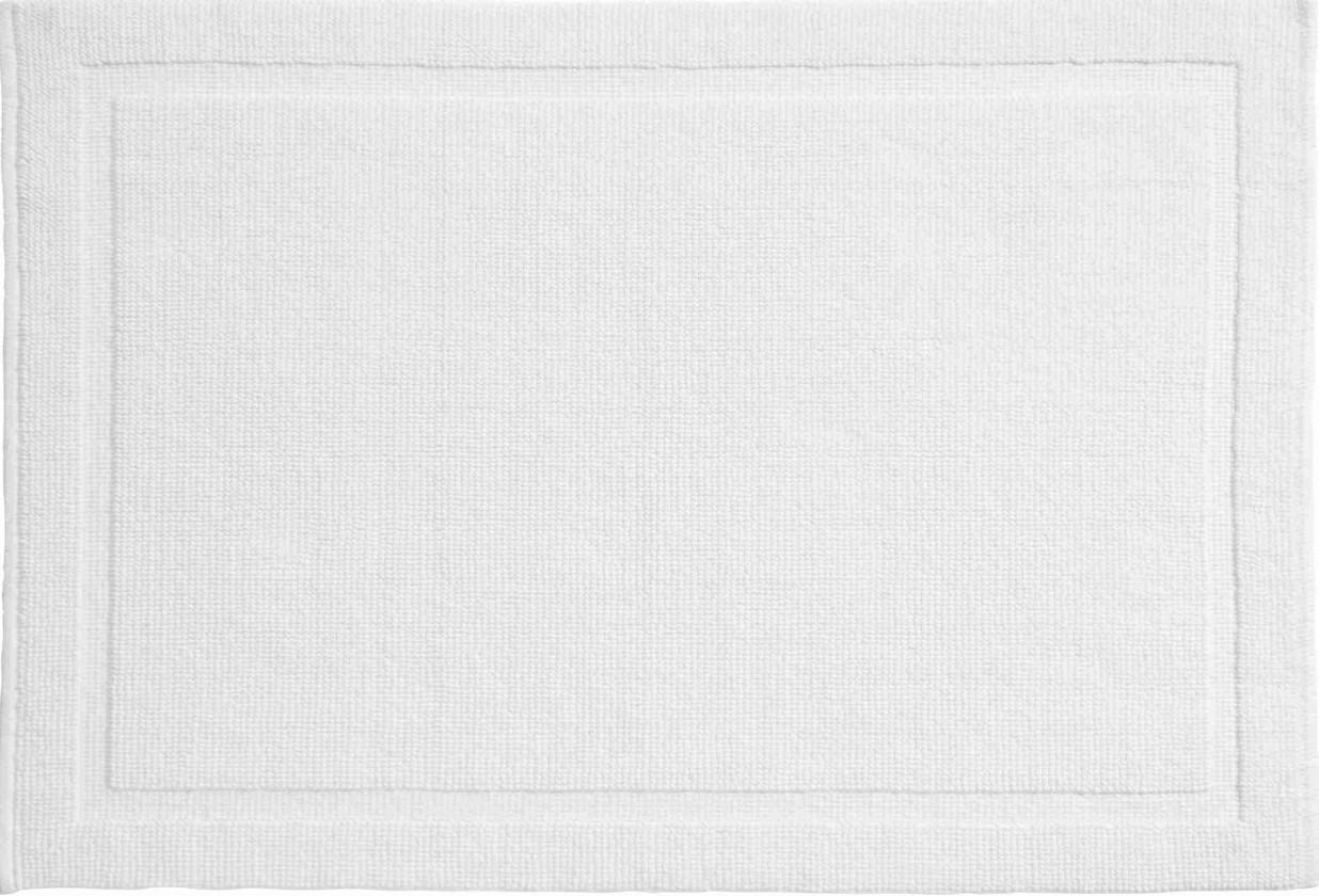 Lao - Malá predložka 50x60 cm (snehobiela)