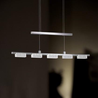 Lara - Stropné osvetlenie, LED (chróm)