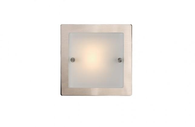 Largot - nástenné osvetlenie, 28W, G9 (strieborná)