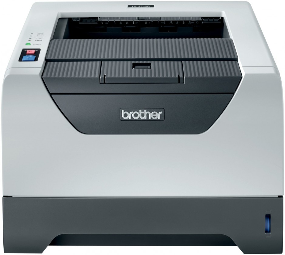 Laserová tlačiareň Brother HL-5340DL (Duplex,30str.,1200dpi, 16 MB, PCL6, Par.+USB 2