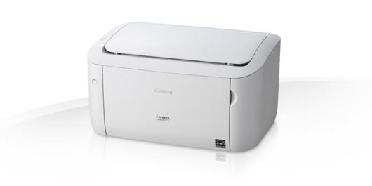 Laserová tlačiareň Canon Tiskárna LBP-6030 ( BW, 18 str./min., A4) white