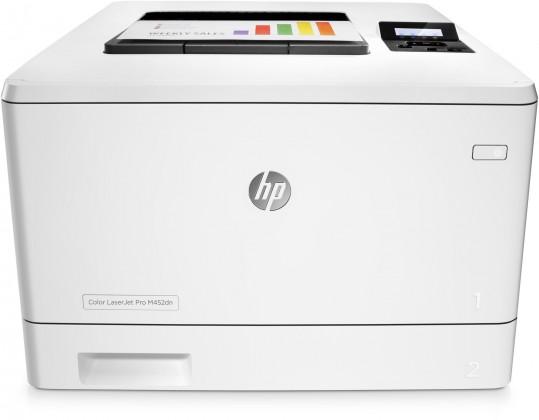 Laserová tlačiareň HP LaserJet Pro 400 color M452dn CF389A