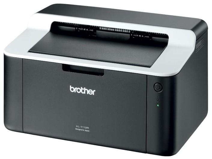 Laserová tlačiareň Laserová tlačiareň Brother HL-1112E čiernobiela