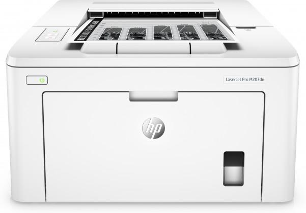 Laserová tlačiareň Laserová tlačiareň HP LaserJet Pro M203dn