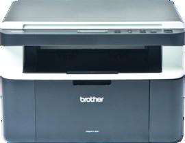 Laserová tlačiareň Multifunkčná laserová tlačiareň Brother DCP-1512E čiernobiela