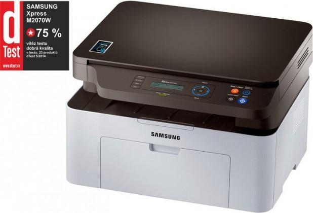 64766a363 ... Wifi Laserová tlačiareň Multifunkčná laserová tlačiareň Samsung,  čiernobiela, Wifi