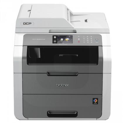 Laserové multifunkce Brother DCP-9020CDW, A4,18 str/18 str.,ADF,LED tiskárna,kopírka,s