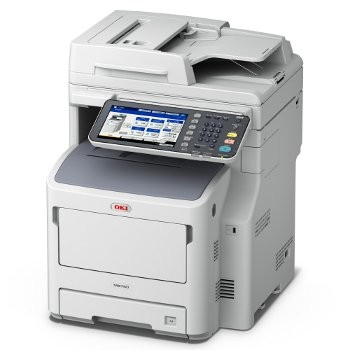 Laserové multifunkce Oki MB770dn A4 MTF laser, 52 ppm, 160GB , 2GB RAM, USB, LAN