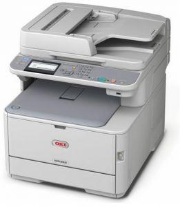 Laserové multifunkce OKI MC332dn