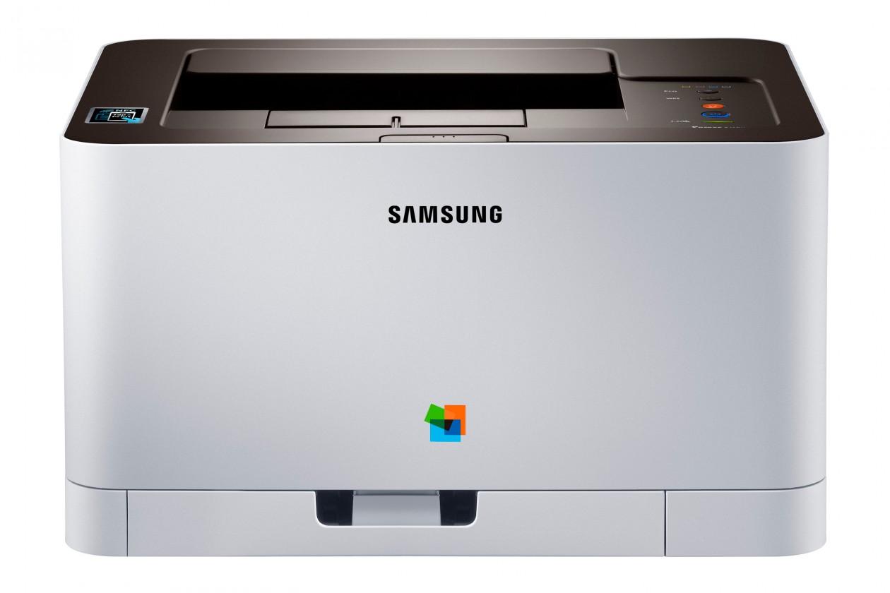 Laserové multifunkce Samsung Colour SL-C410W/SEE