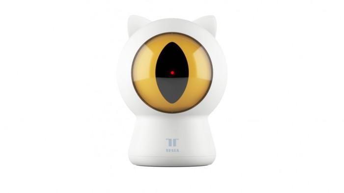 Laserové ukazovadlo pre mačky Tesla Smart Laser Dot Cats