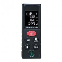 Laserový merač vzdialenosti Solight DM40, 0,05 - 40m