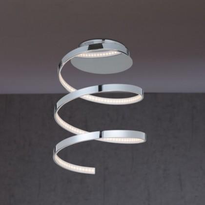 Laval - Stropné osvetlenie, LED (chróm)
