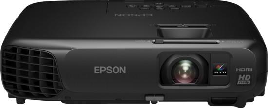 LCD  Epson EH-TW490 HD ready