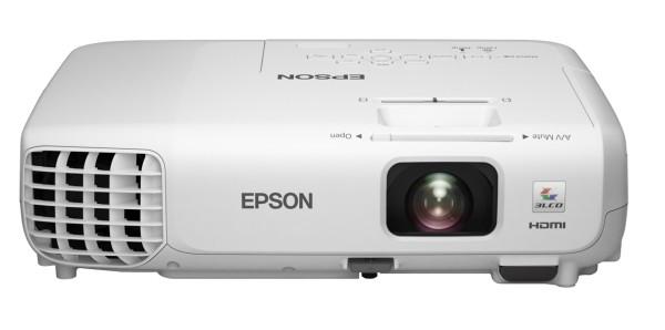 LCD EPSON projektor EB-S18, 3LCD/800x600/3000ANSI/10.000:1 ROZBALENÉ