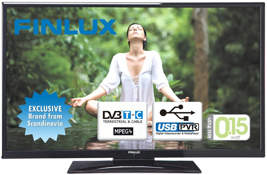 "LED 29"" Finlux TV29FLYR168L ROZBALENO"