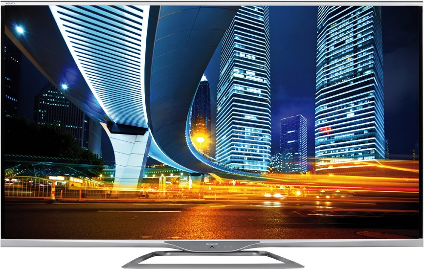 "LED 60"" Sharp LC-60LE752E"