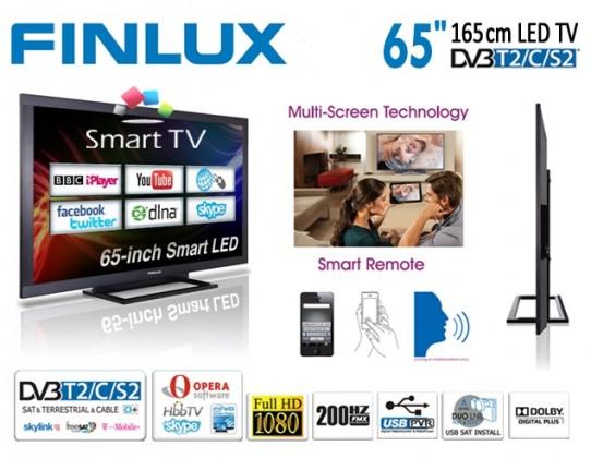 """LED 65"""" Finlux 65FLHMR986LHC"""