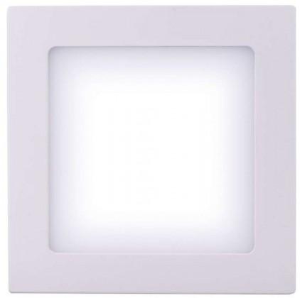 LED osvetlenie Emos LED přisazené svítidlo čtverec 12W studená bílá IP20 ZM6132