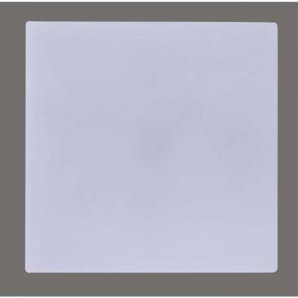 LED osvetlenie Emos LED přisazené svítidlo IP44 čtvercové 15W,teplá bílá ZM4103