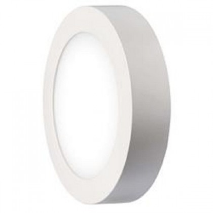 LED osvetlenie Emos LED přisazené svítidlo kruh 12W studená bílá IP20 ZM5132