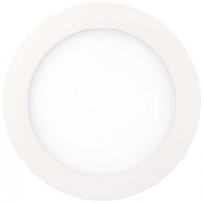 LED osvetlenie Emos LED přisazené svítidlo kruh 18W teplá bílá IP20 ZM5141