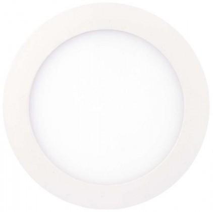 LED osvetlenie Emos LED přisazené svítidlo kruh 6W teplá bílá IP20 ZM5121