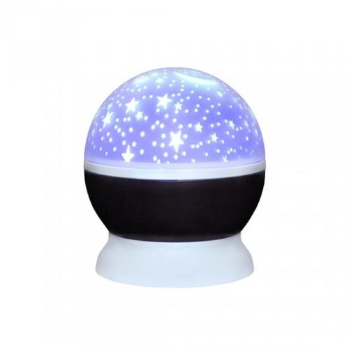 LED projekčná vianočná gula Solight 1V220, farebná