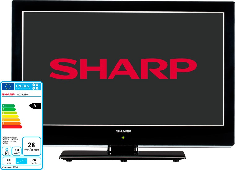 LED  Sharp LC-24LE240EV