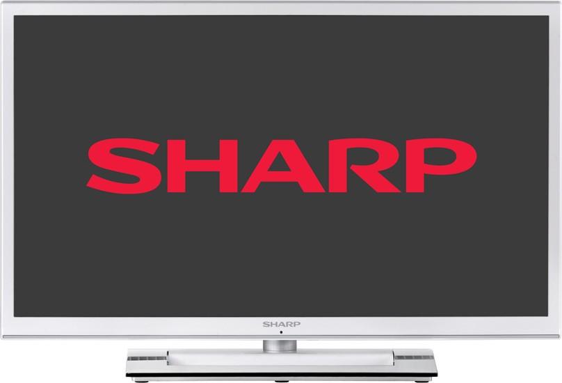 "LED  Sharp LC-32LE350V-WH 32"""