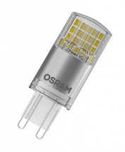 LED STAR  PIN  CL 40 non-dim  3,8W/827 G9