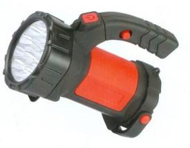 LED svítilna (S-2112) nabíjecí 3W Li-ION 3,7V / 2000mAh